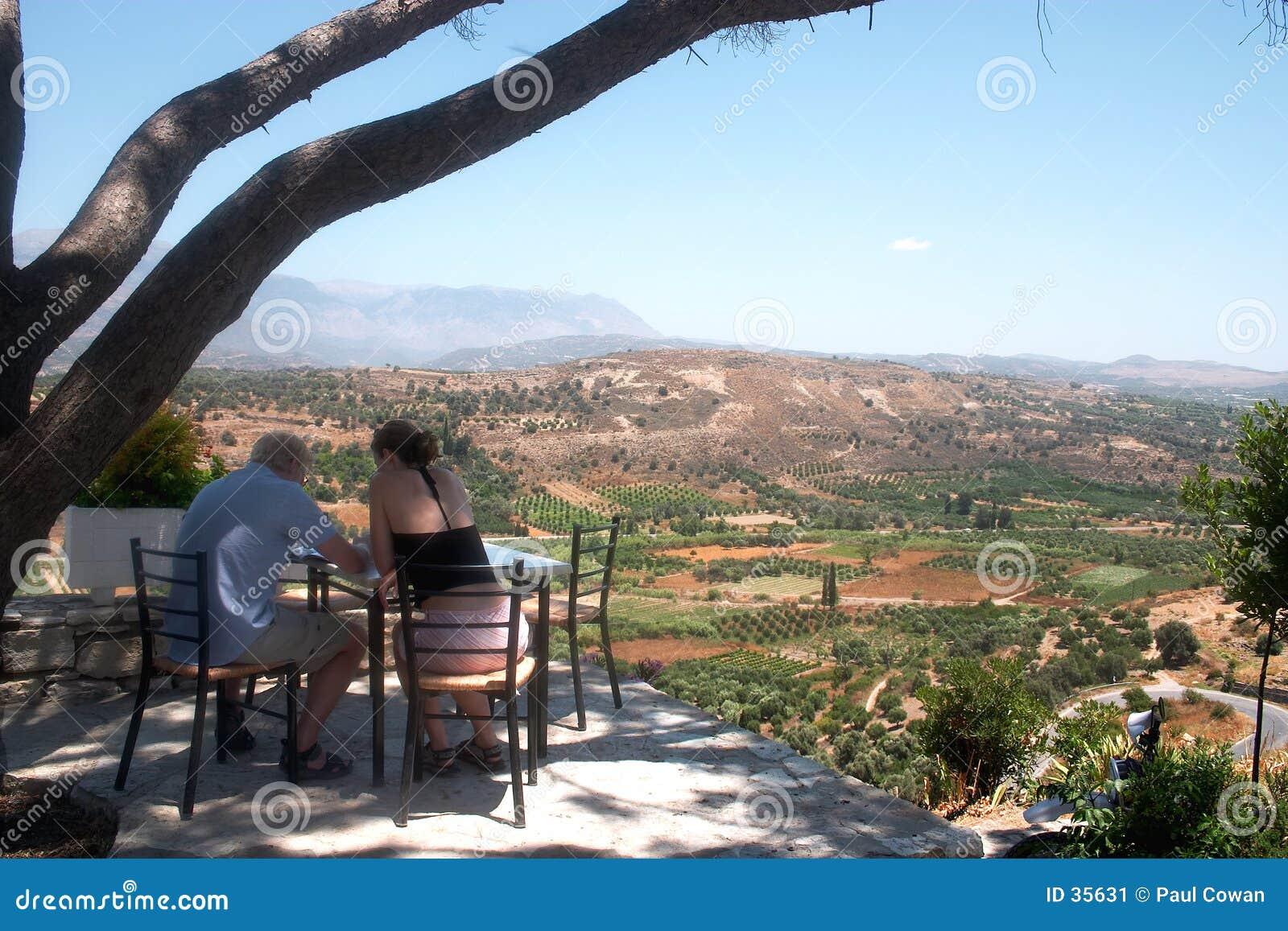 Download Vacaciones mediterráneas imagen de archivo. Imagen de llano - 35631
