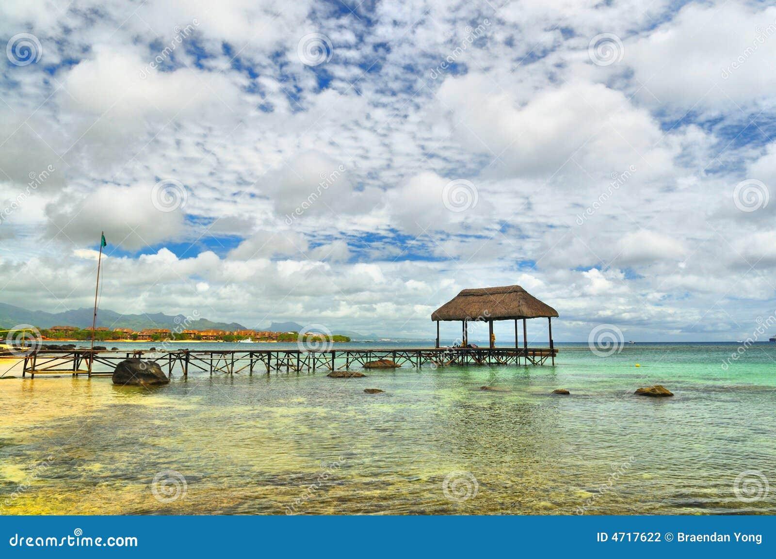 Vacances d été chez les Îles Maurice