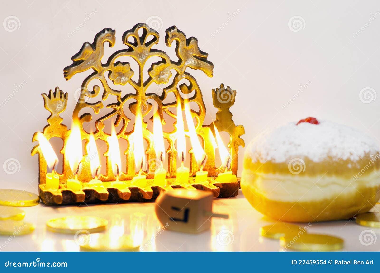 Vacances juives Hanukkah