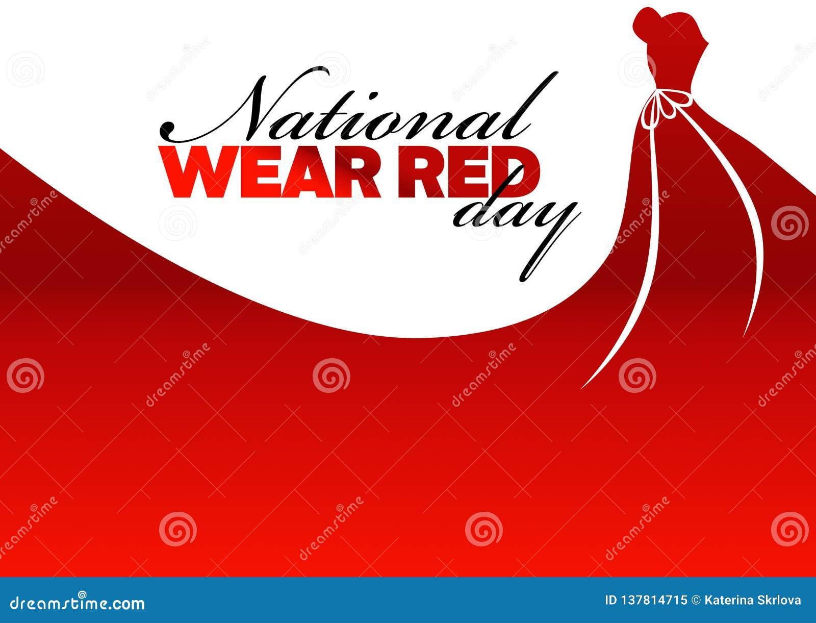 Vacances rouges de jour d usage national
