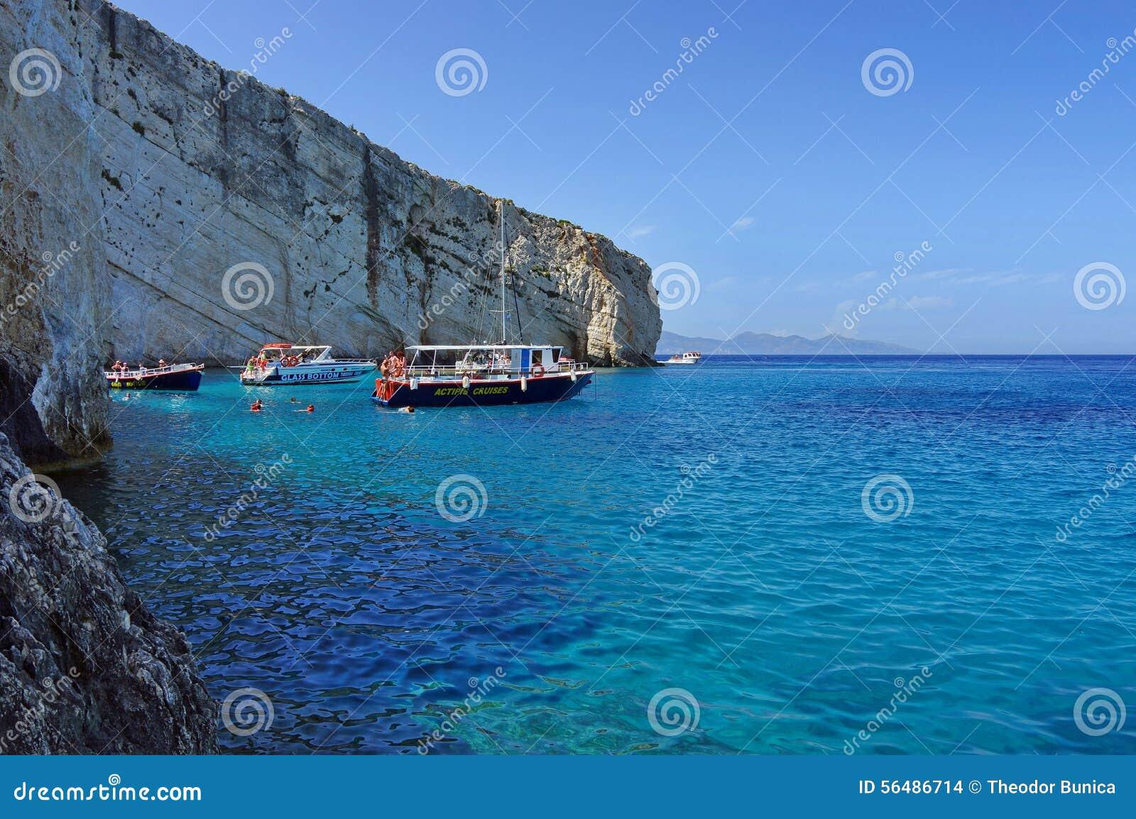 Vacances vers la mer ionienne