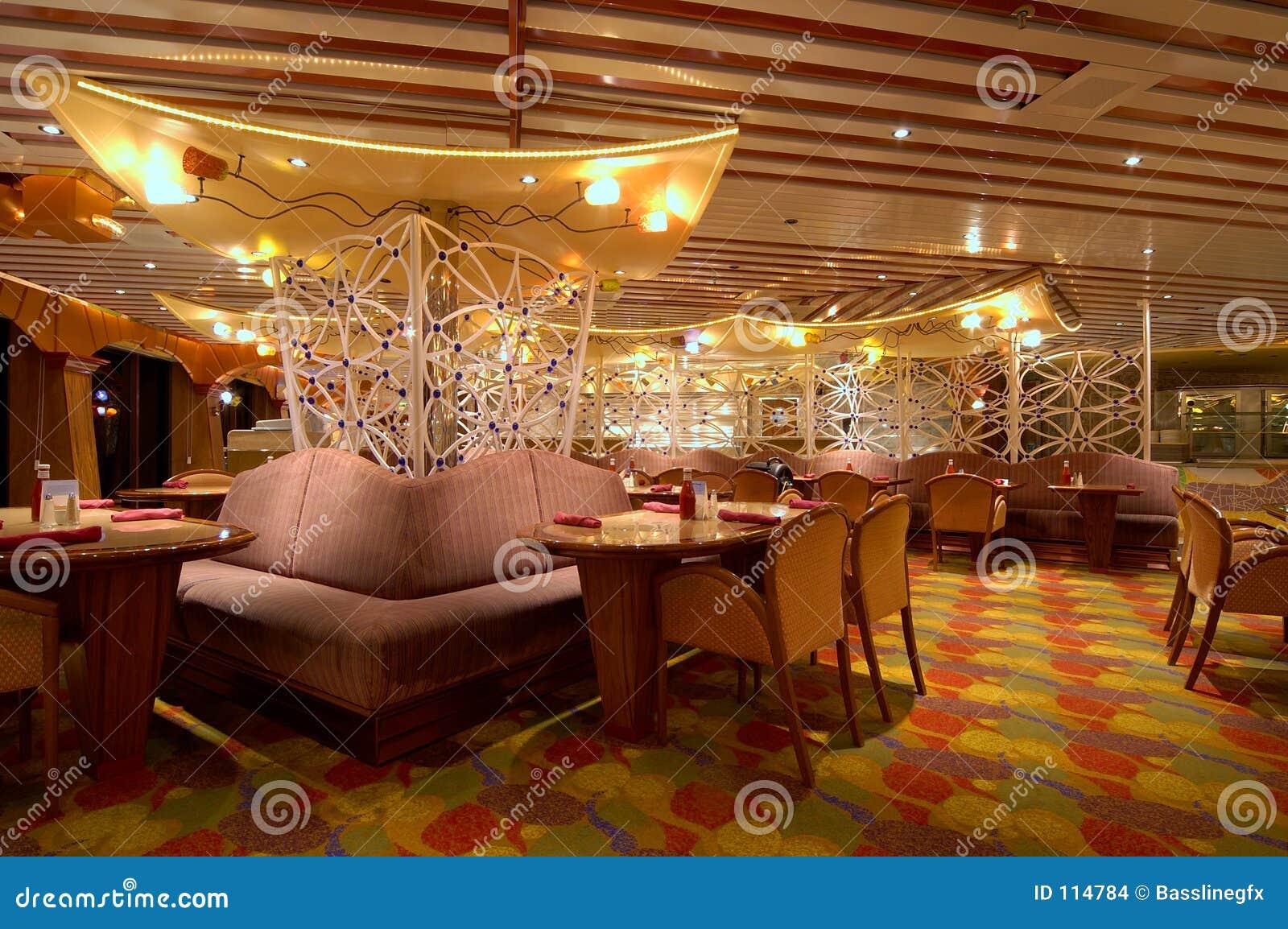 Vacant Restaurant