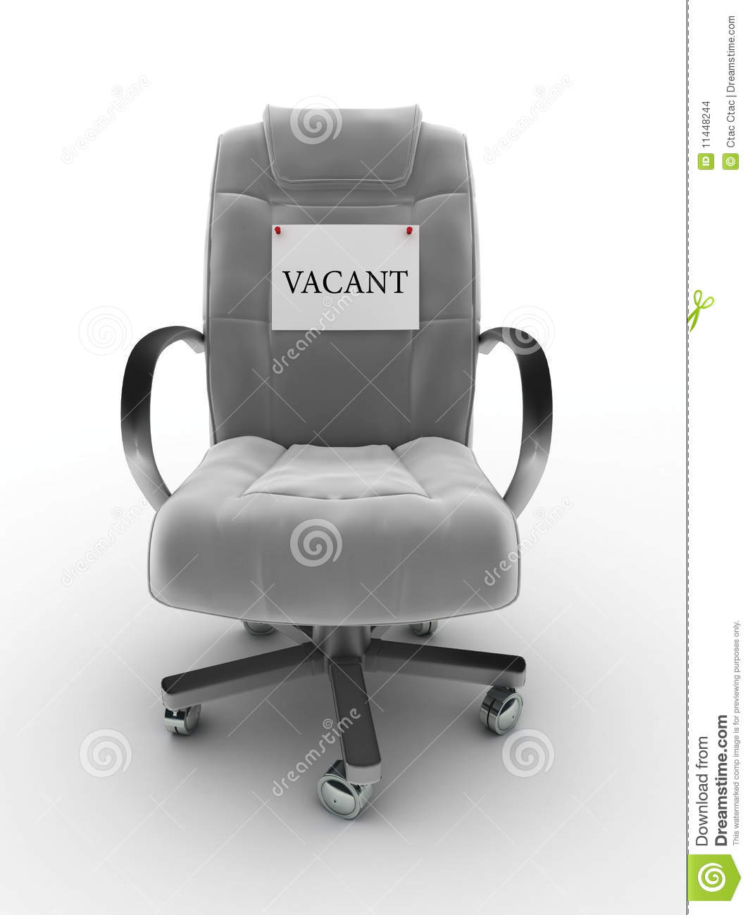 Vacant Seat Stock Images - Image: 11448244
