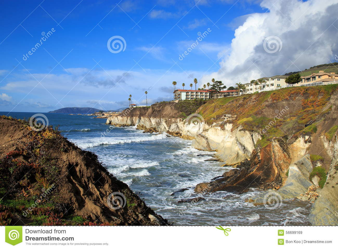Pismo Beach Hotels Ocean View
