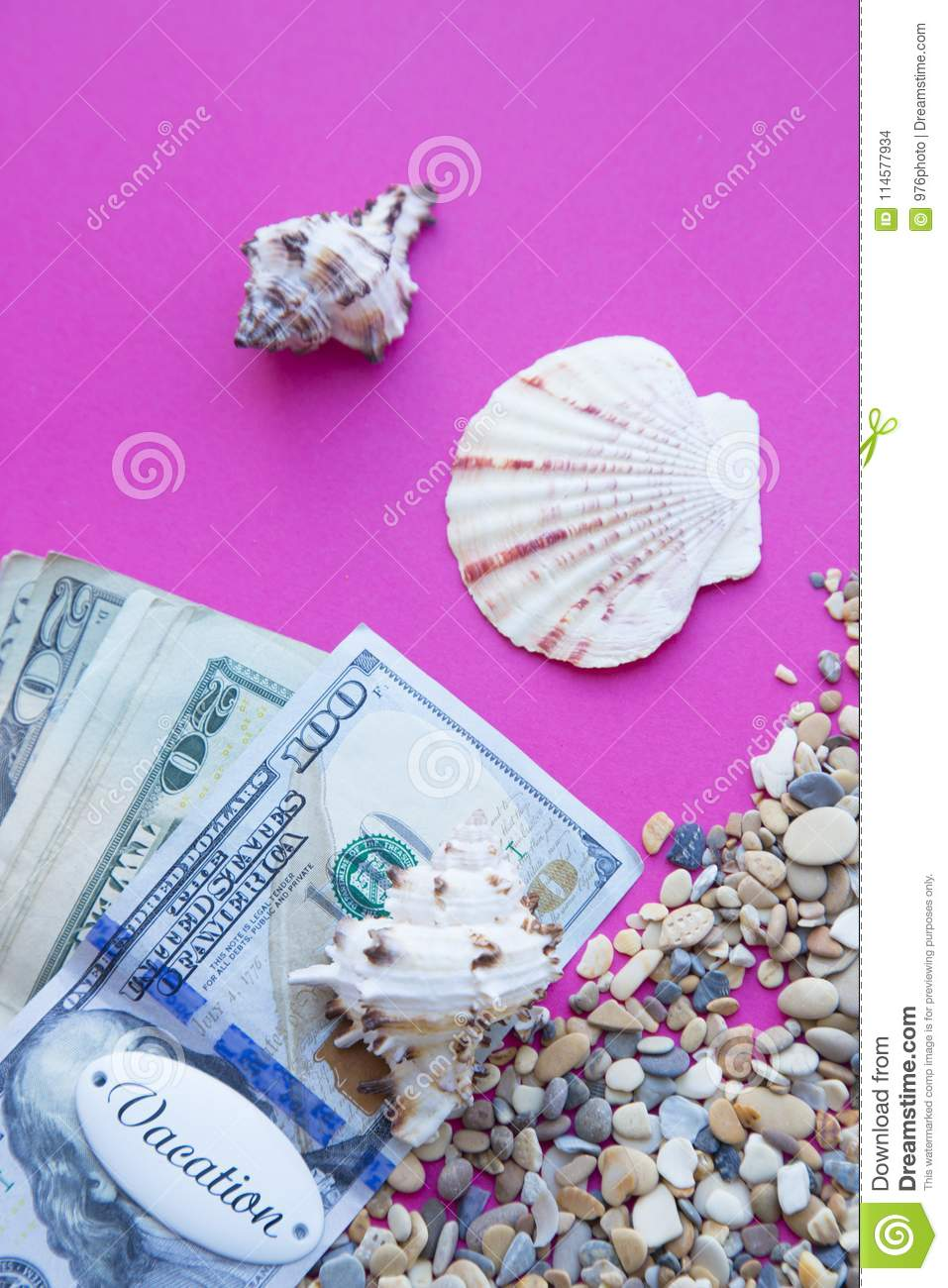 Vacation Holiday Concept Stock Photo. Image Of Tourism