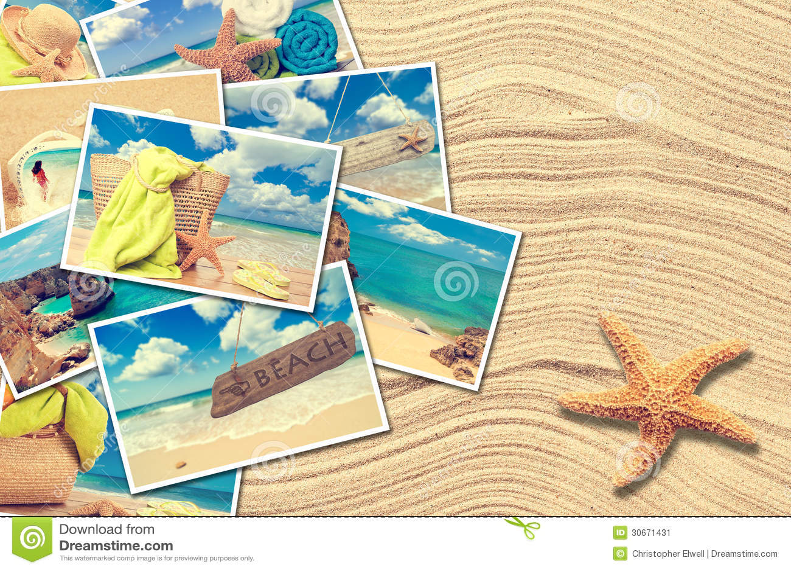 Картинка с поздравлением отпуска