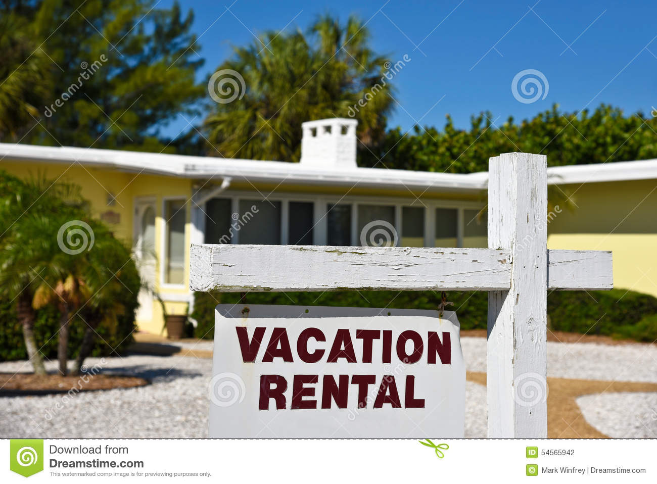 Vacation Rental House
