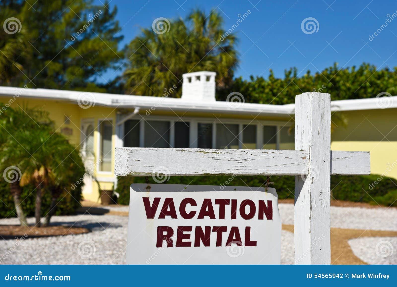 Vacation rentals business plan