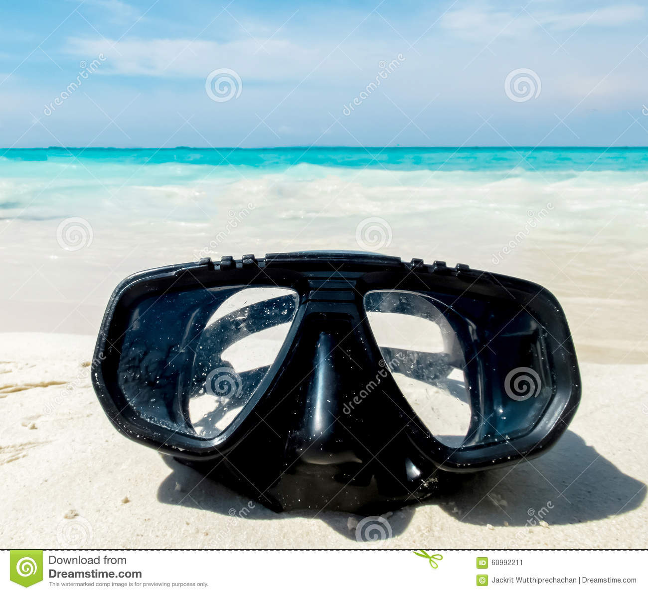 Scuba Water Diving Equipment Royalty-Free Stock Photo ...