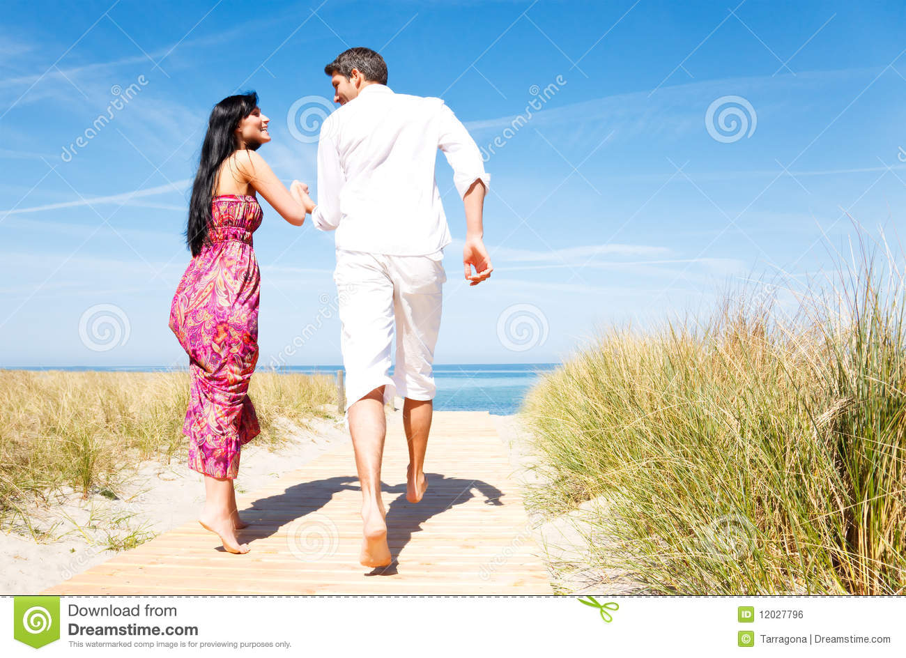Vacations couple royalty free stock image image 12027796 for Top vacations for couples