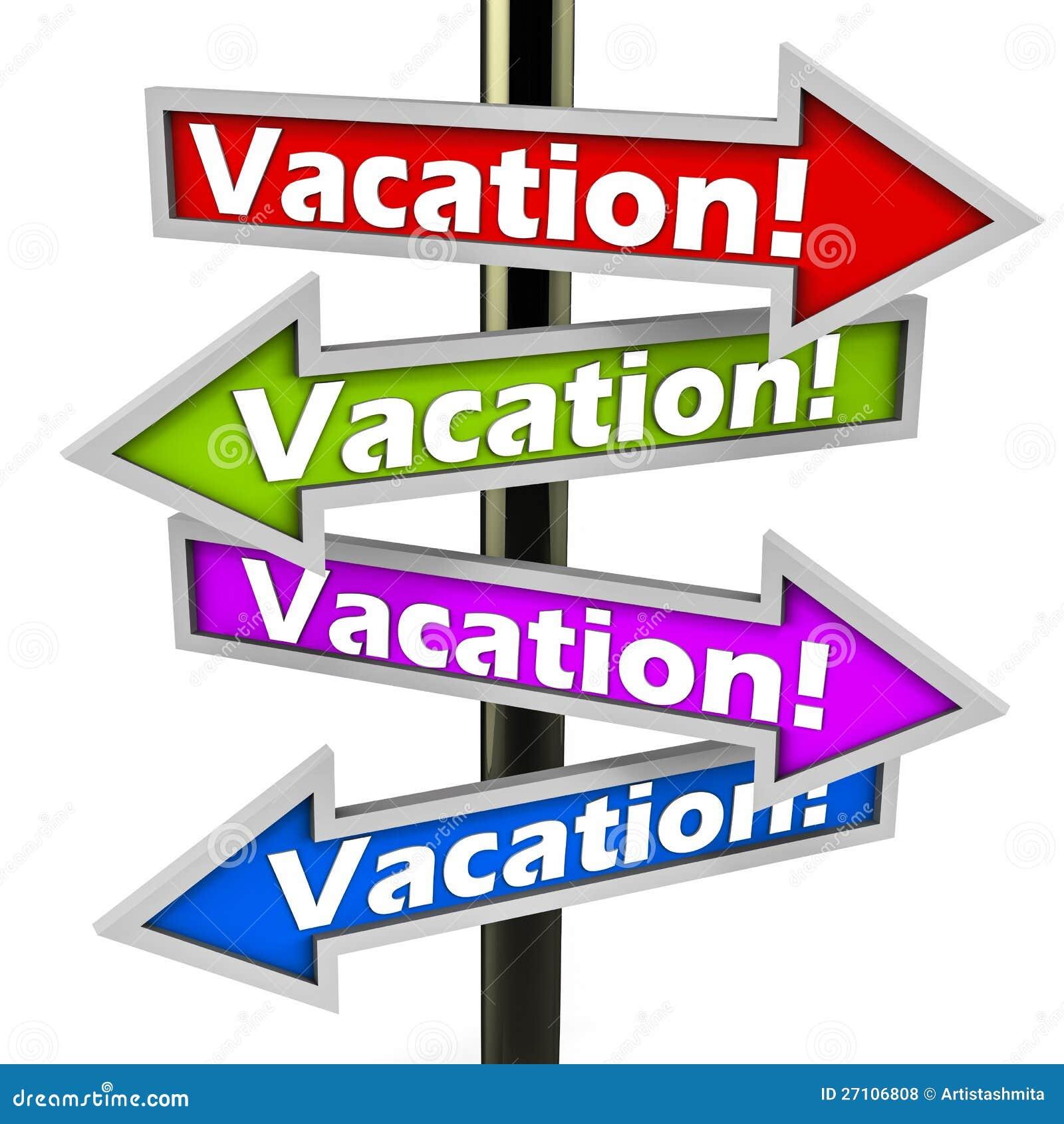 Vacations or holidays stock illustration. Illustration of ...