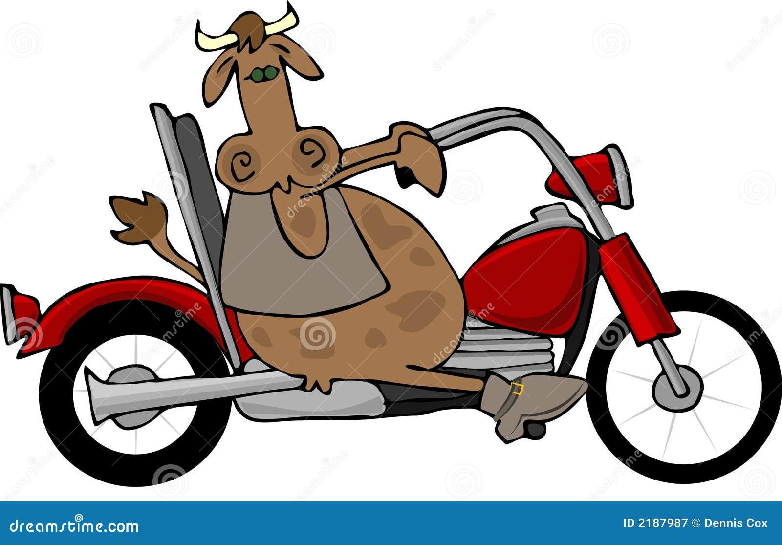 Sexe en conduisant une moto