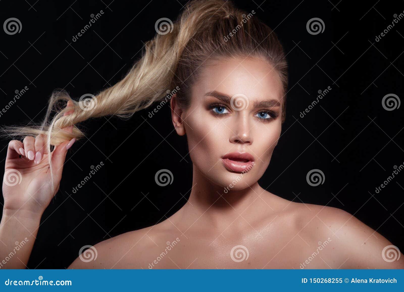 Vackra Sensuella Kvinnor