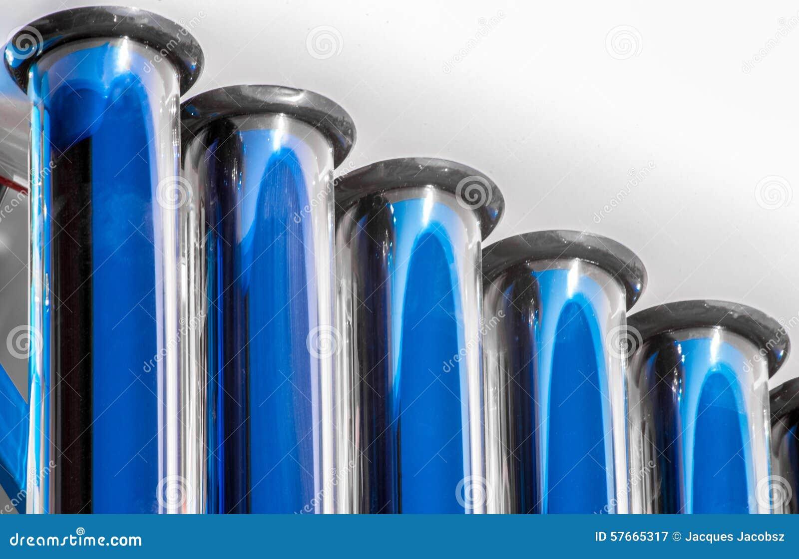 Vacume tubki Słoneczny gejzer