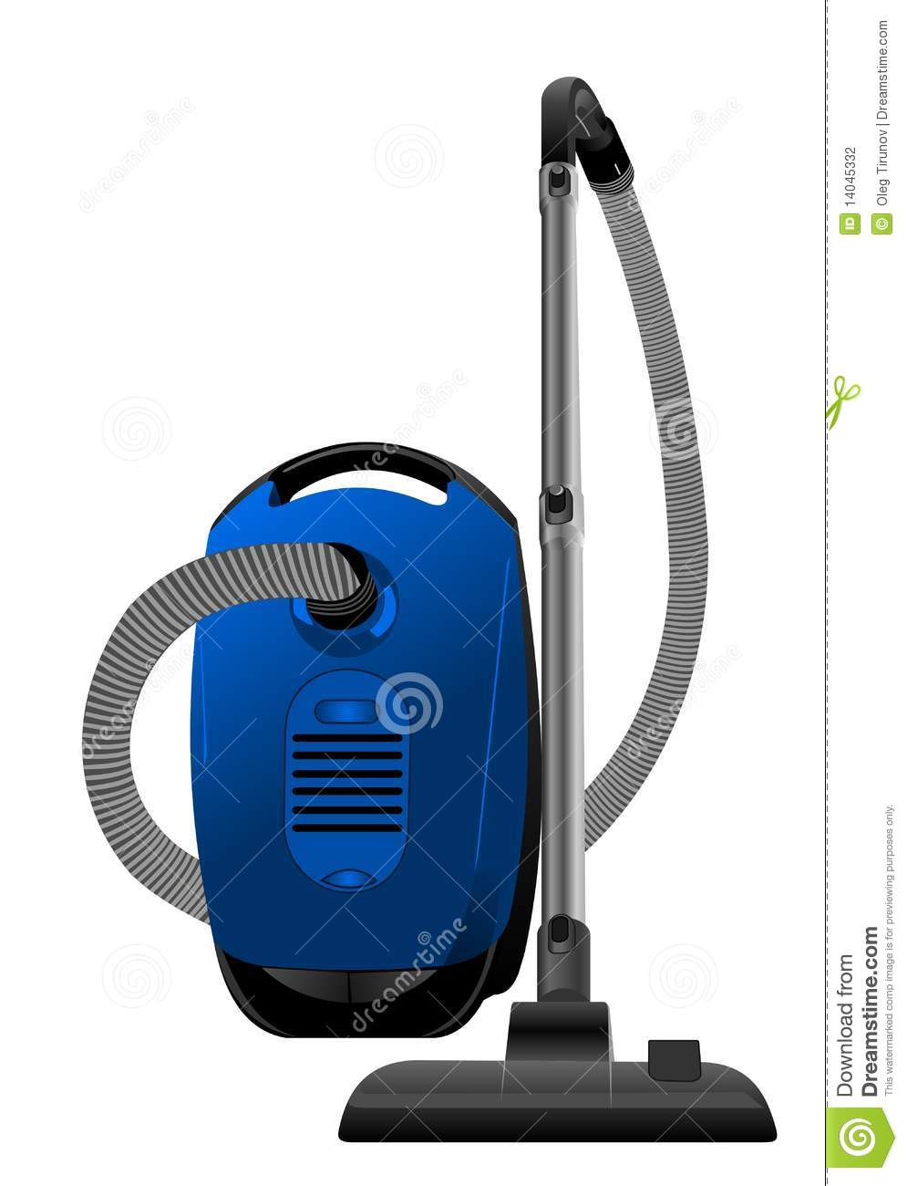 Vacuum Cleaner Stock Photography Image 14045332