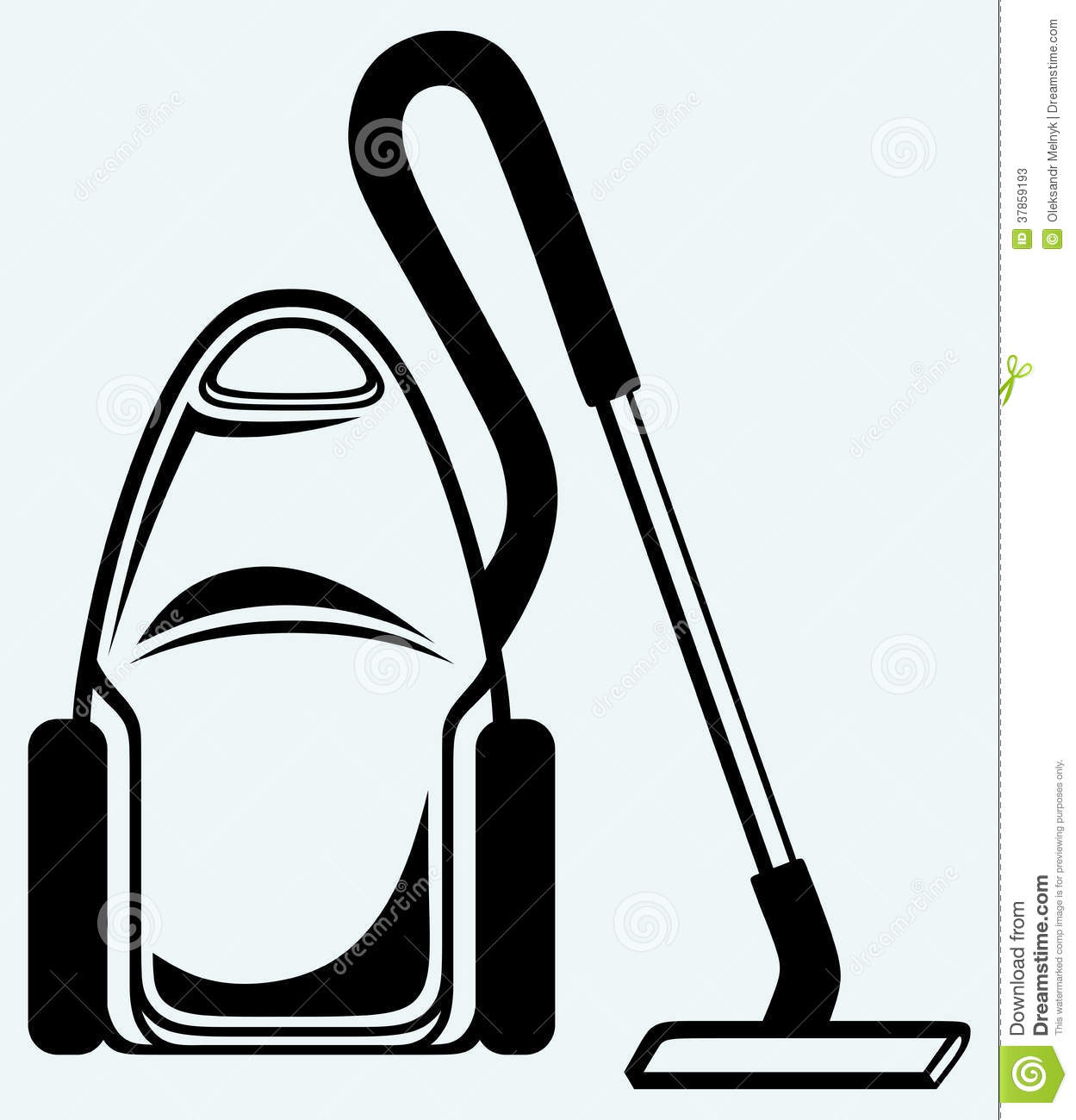 Vacuum cleaner Stock Photos  Vacuum Silhouette