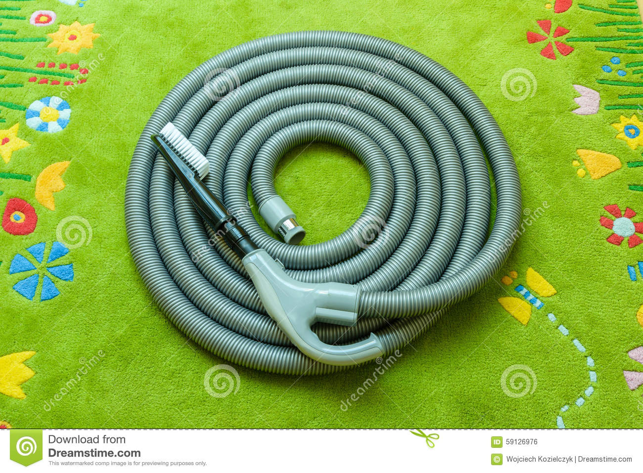 Vacuum cleaner to tidy up stock photo image 59126976 for Modern cleaning concept