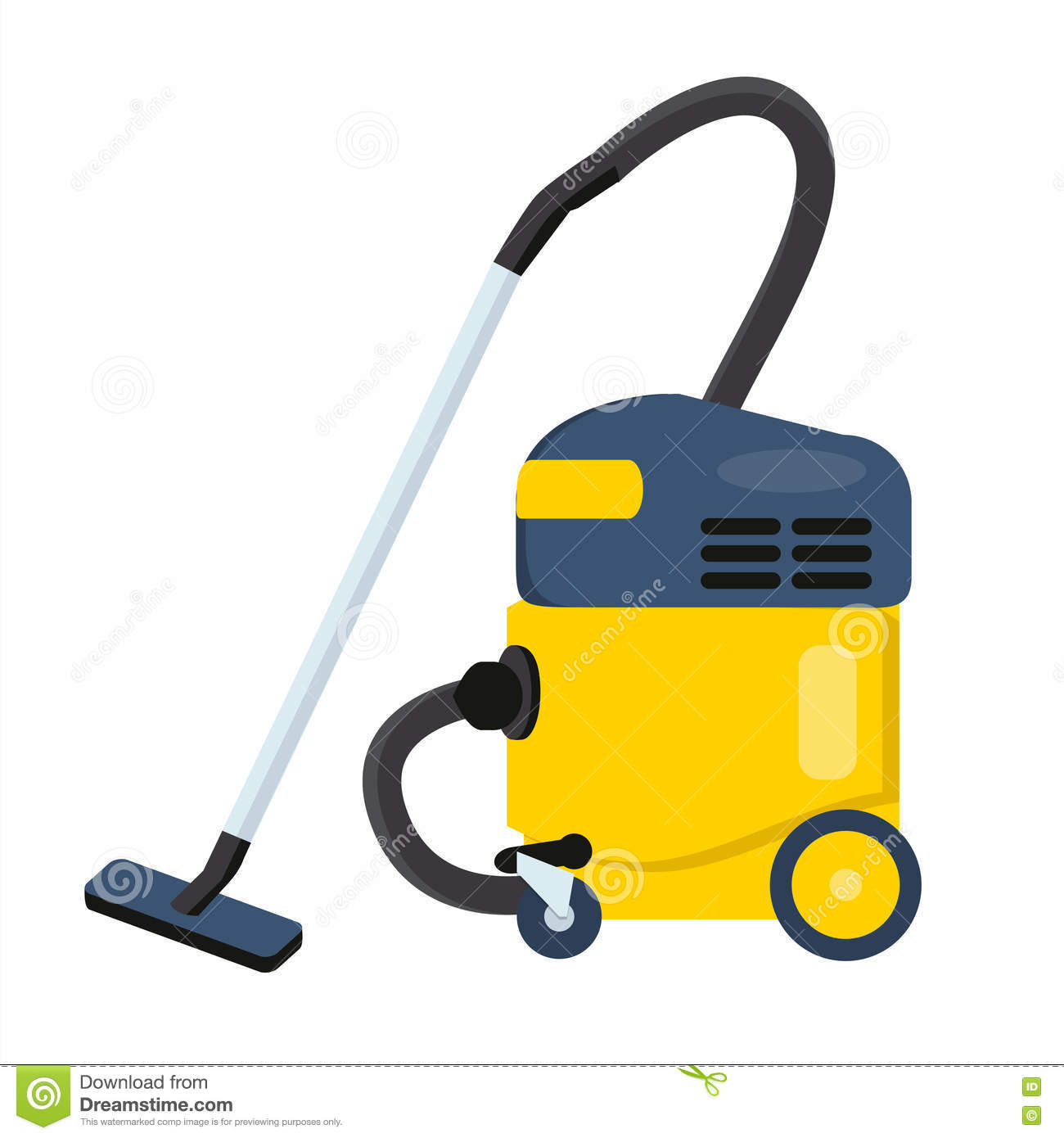 Vacuum cleaner clipart vacuum cleaner clip art - Vacuum Cleaner Vector Illustration Hoover Icon Stock Vector