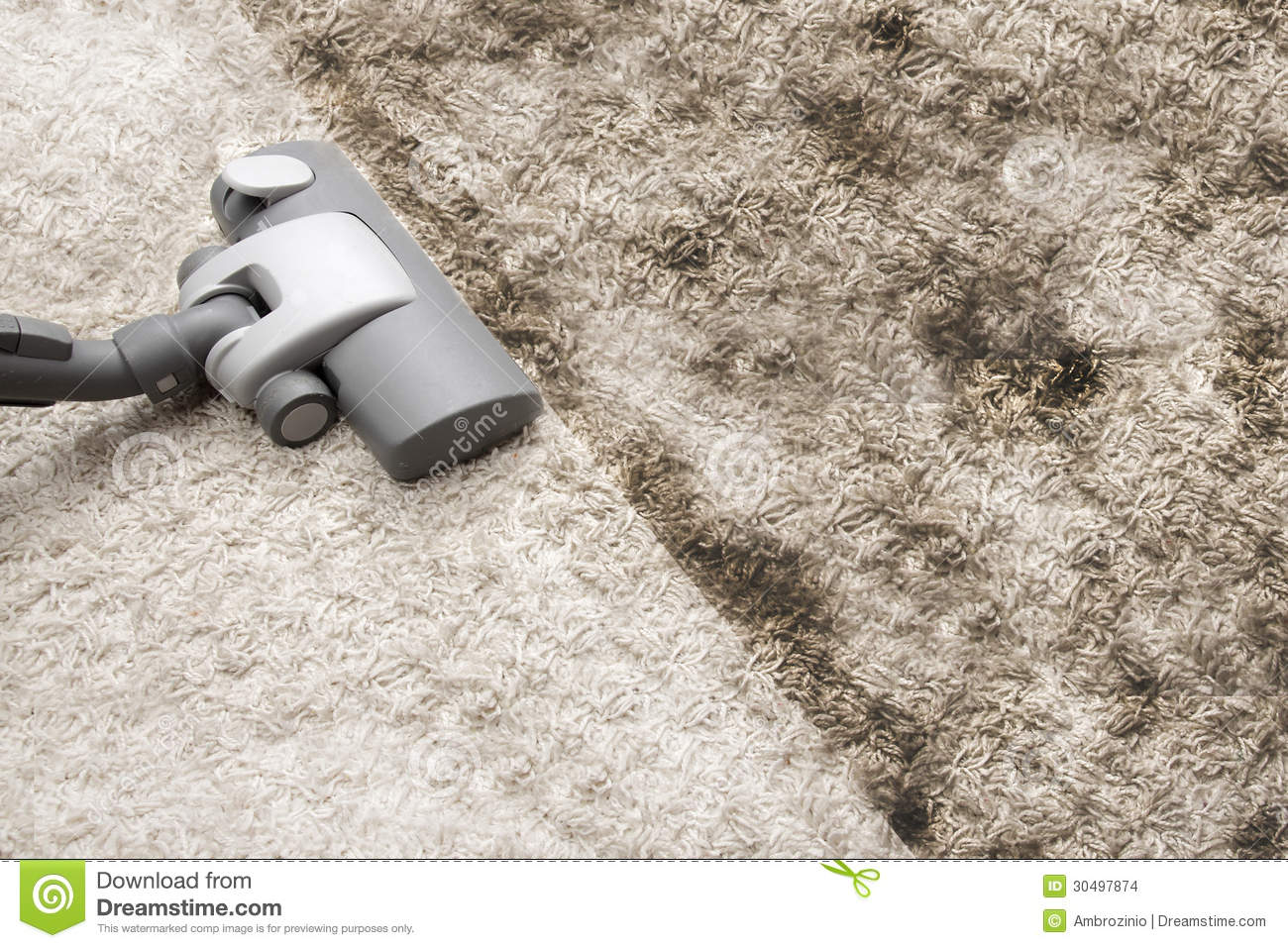Vacuuming Stock Photo Image Of Hoover Disorder Dirty