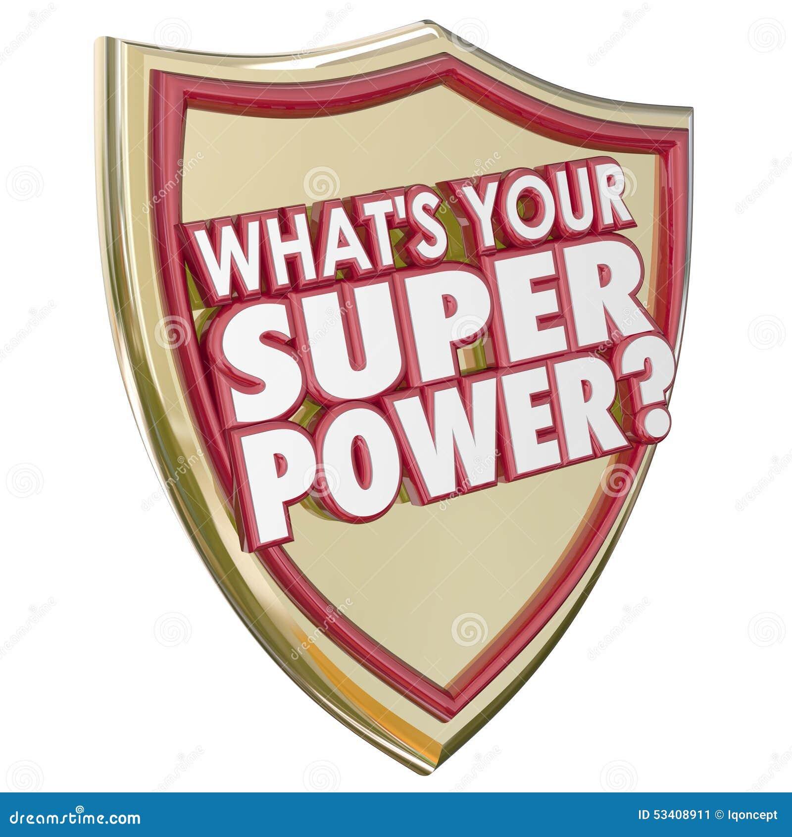 Vad är din för ordskölden för toppen makt kapacitet Capabi för styrka väldiga