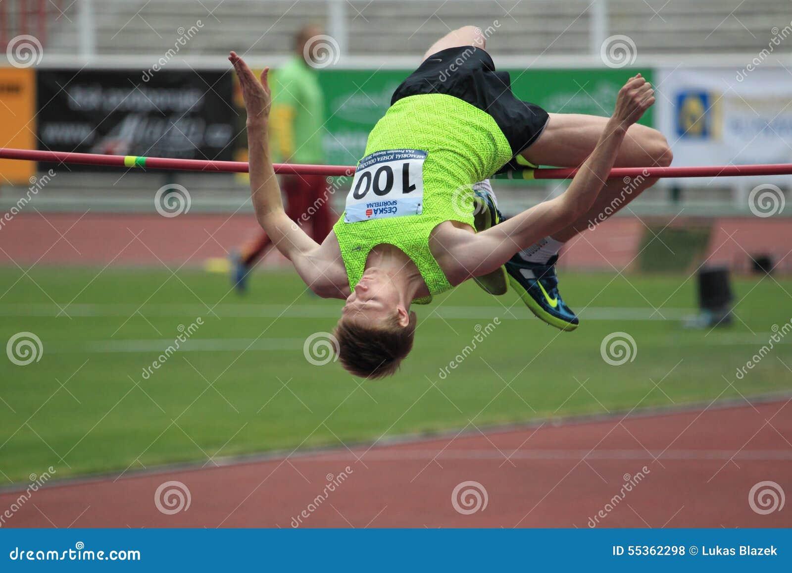 Vadim Vrublevskiy - salto in alto