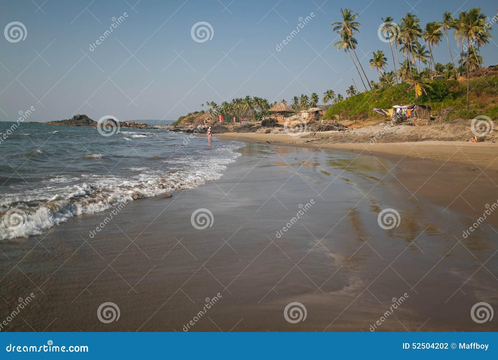 Vagator海滩