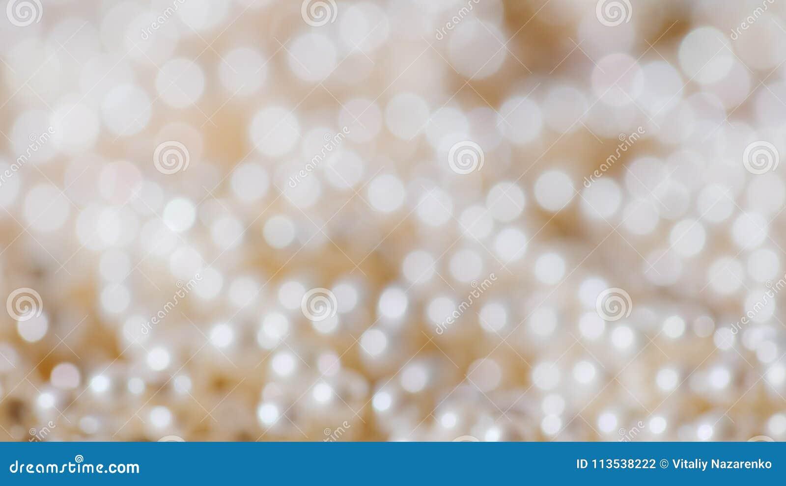 Vage juwelen Halsband van echte keus witte parels