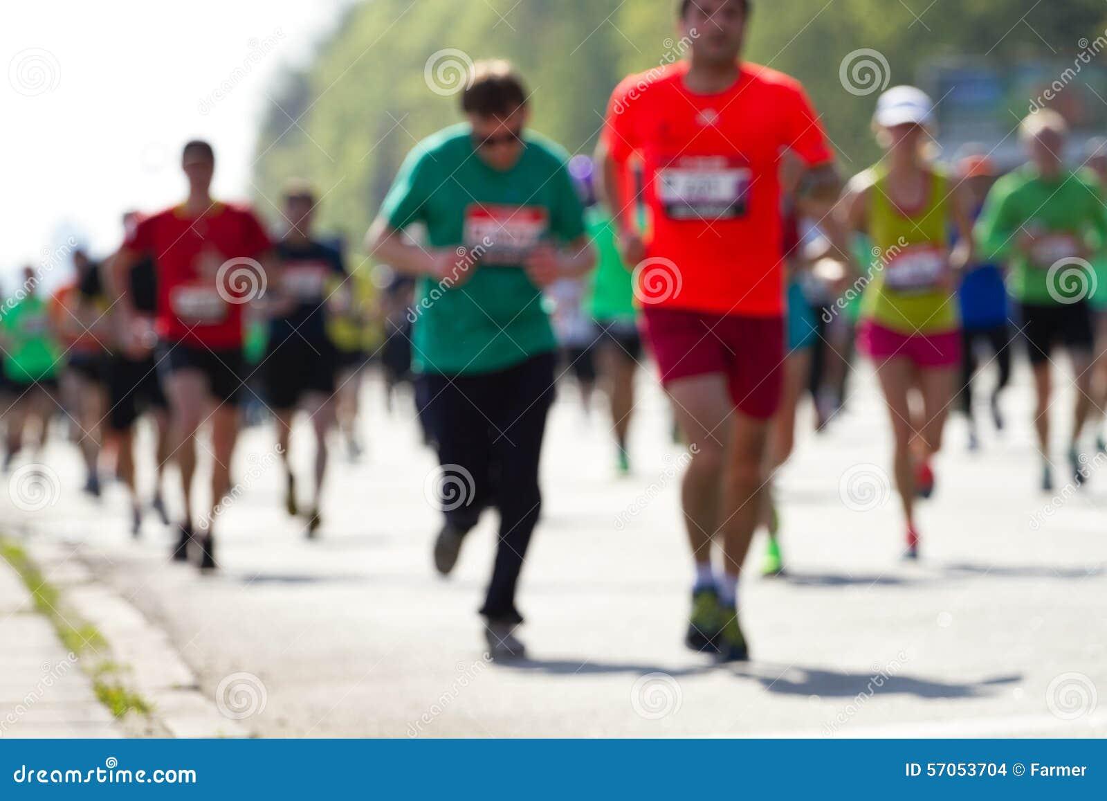 Vage Marathonagenten