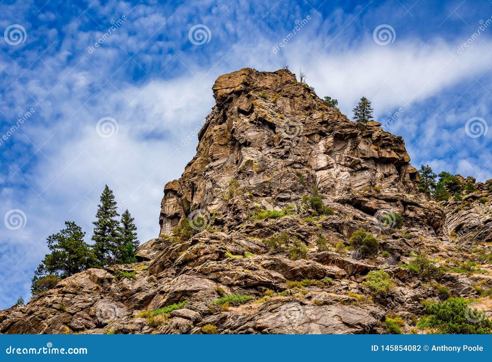 Vaggar den övrelösa västra sidan av Colorado