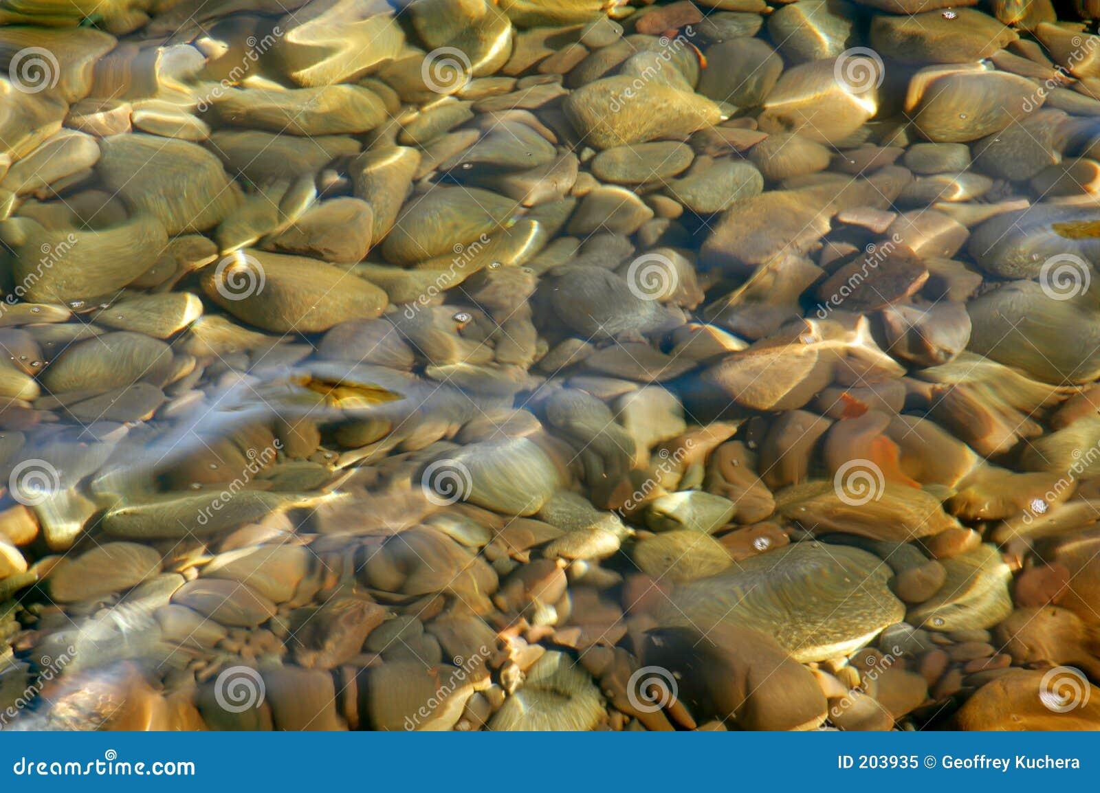 Vaggar undervattens-