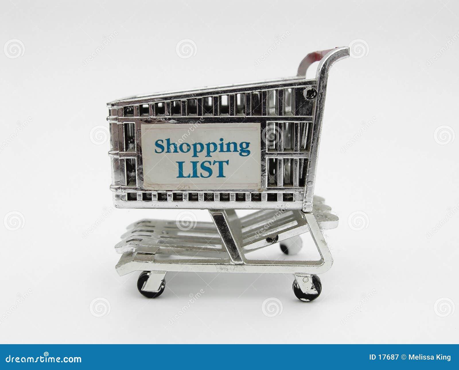 Vagn ii som shoppar