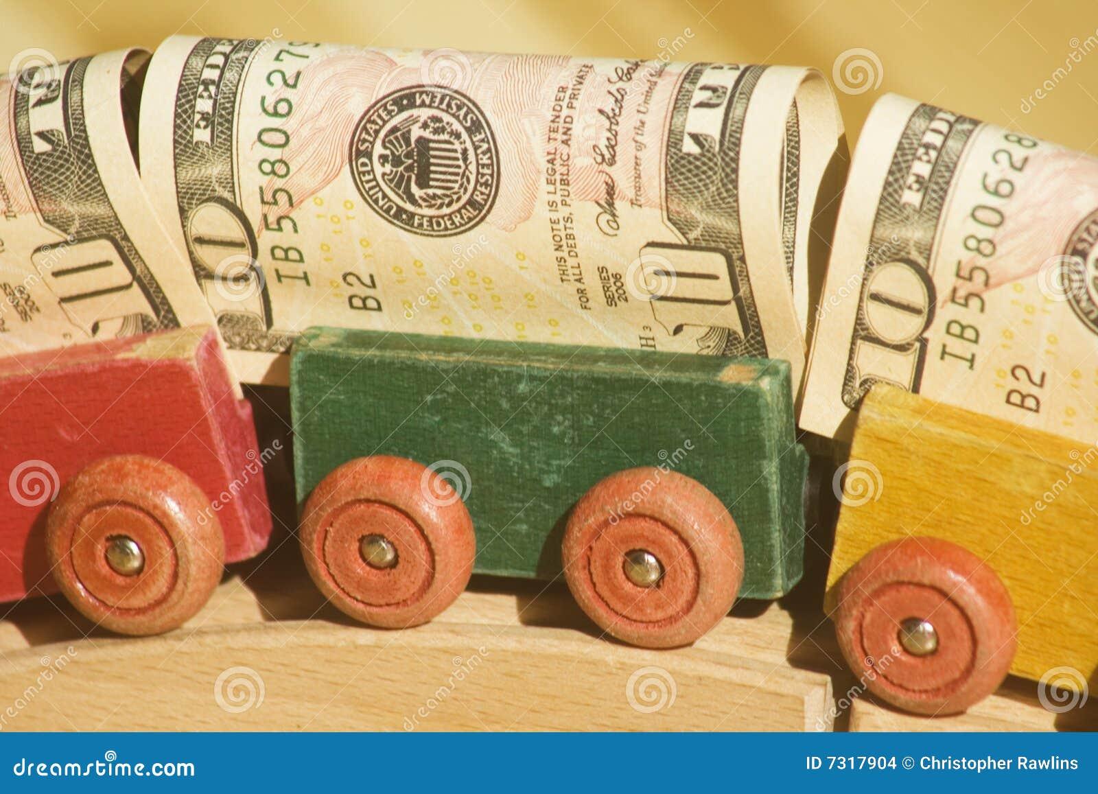Vagoni dei soldi