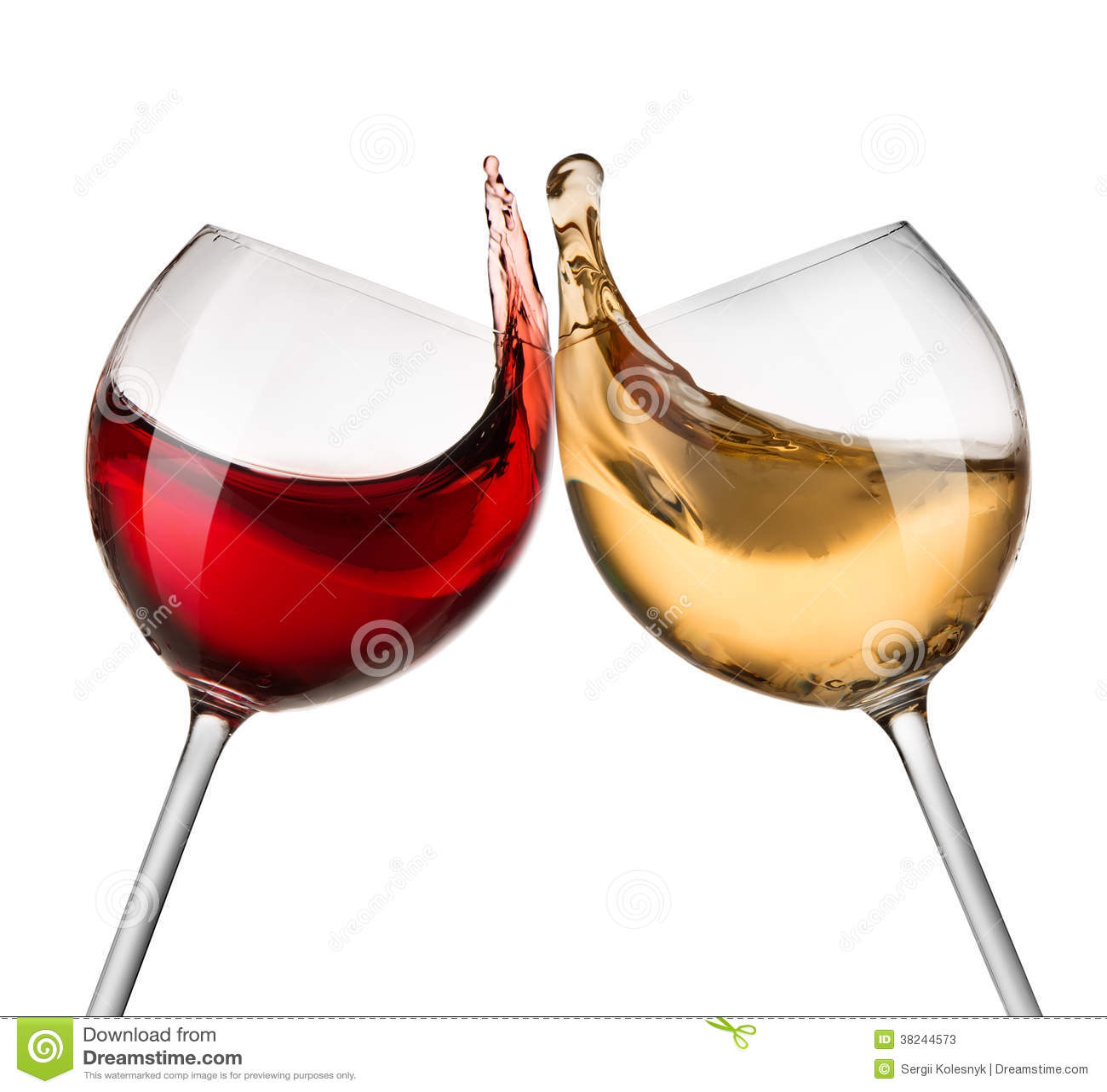vagues de vin rouge et blanc image stock image du r ception cabernet 38244573. Black Bedroom Furniture Sets. Home Design Ideas