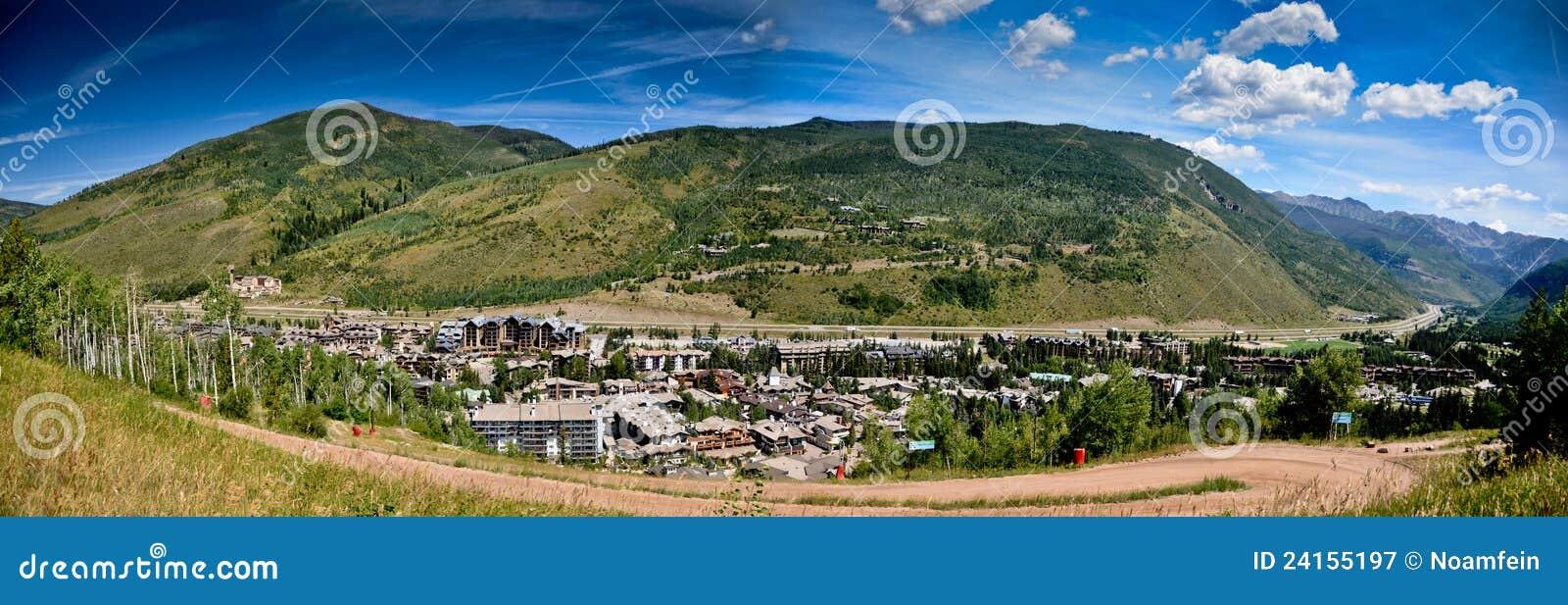 Vail, le Colorado