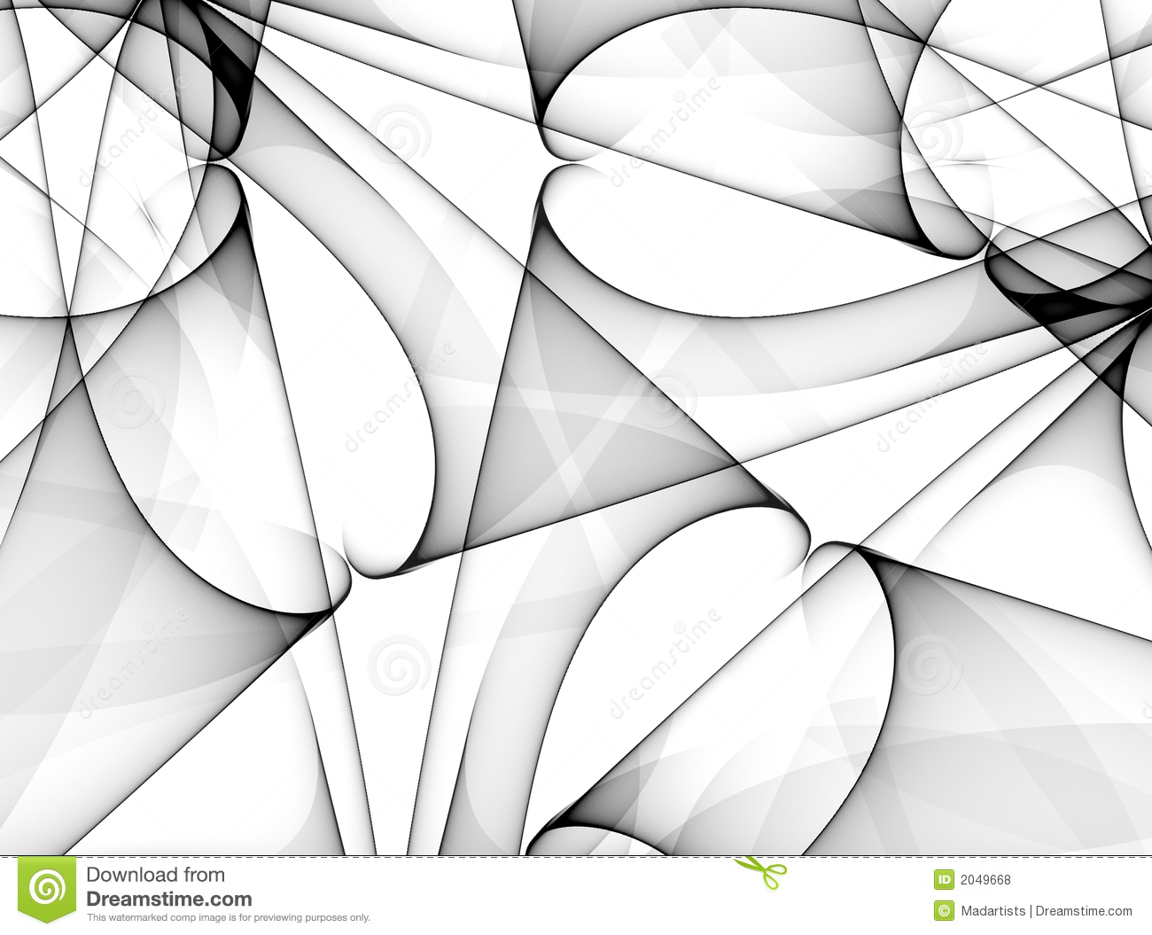 Lines And Designs : Vaious black lines patterns stock illustration image