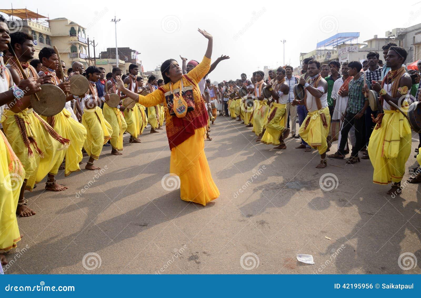 Vaishnavi uwielbia władyki Jagannath