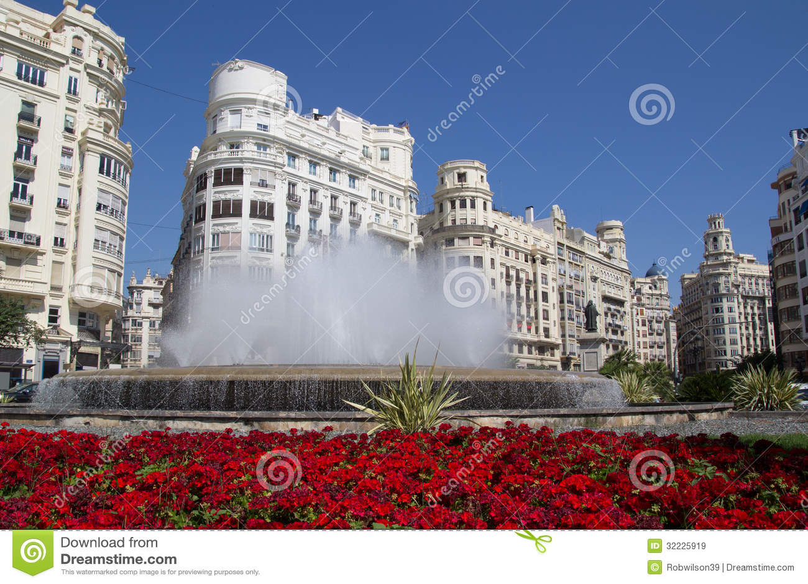 Download Valência, Espanha imagem de stock. Imagem de catedral - 32225919