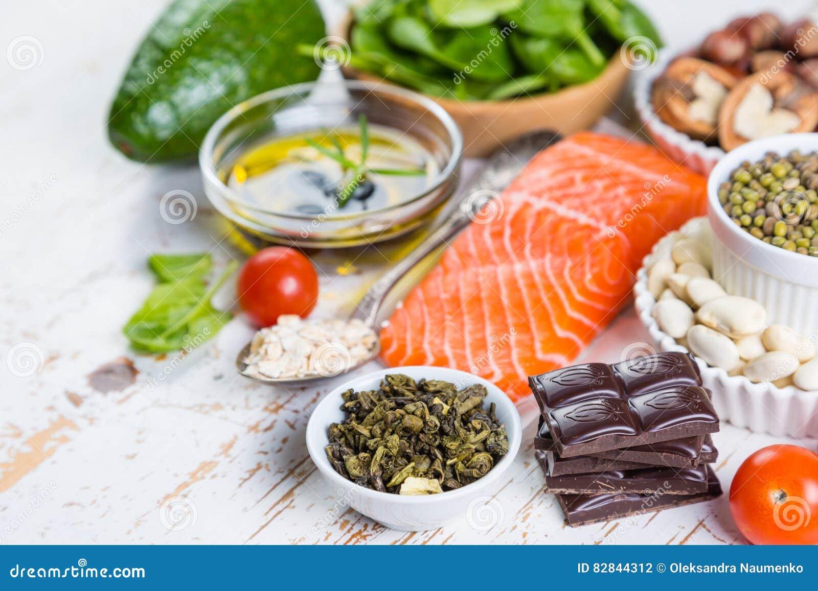 kolesterol i mat