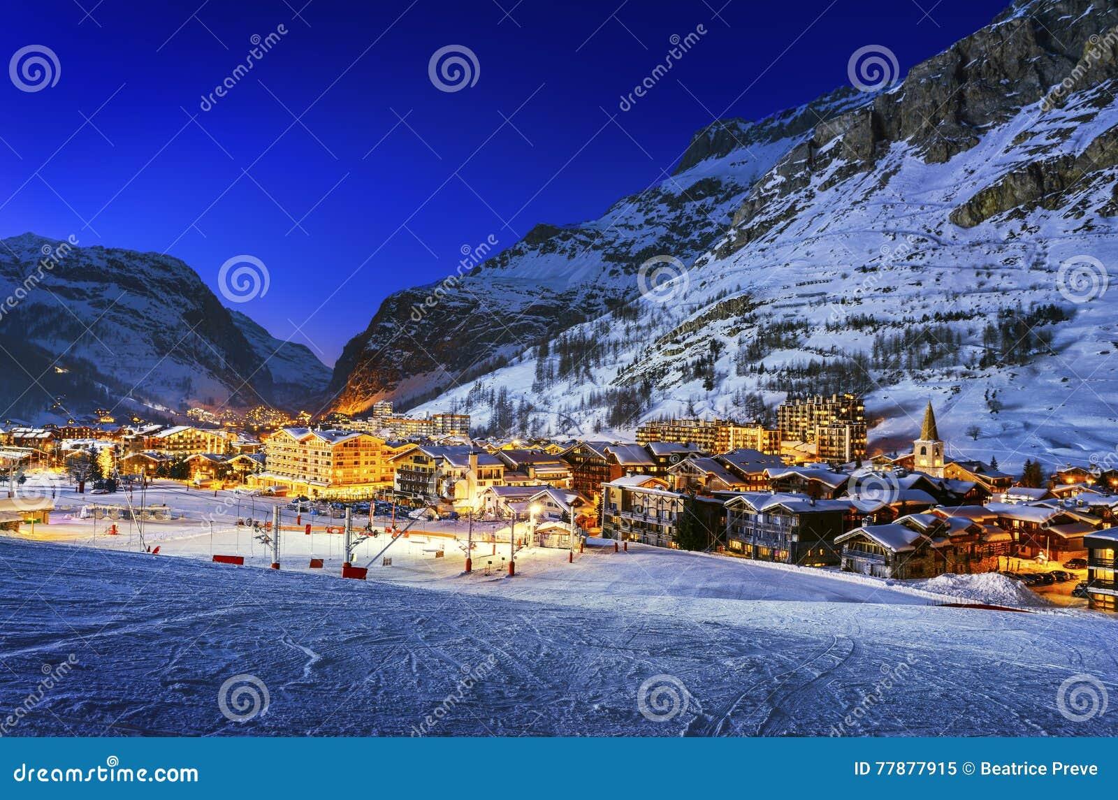 Val d& x27; Isèrestad