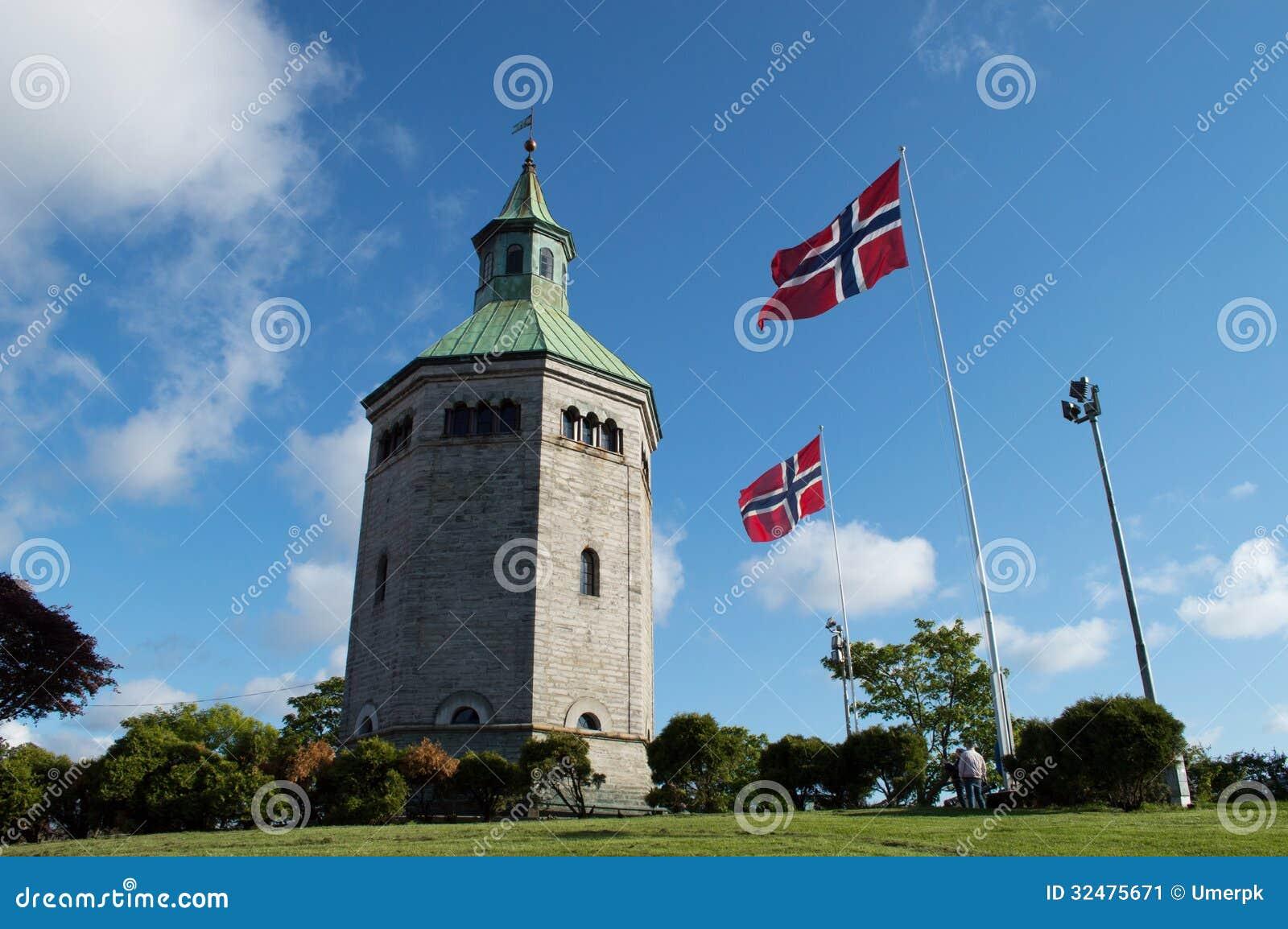 Valberg, Stavanger wieża obserwacyjna