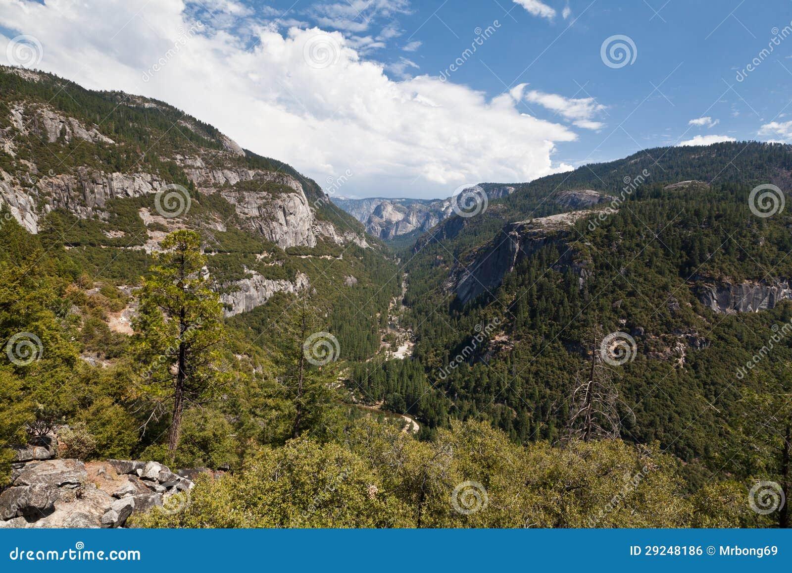 Download Vale de Yosemite foto de stock. Imagem de nave, pedras - 29248186