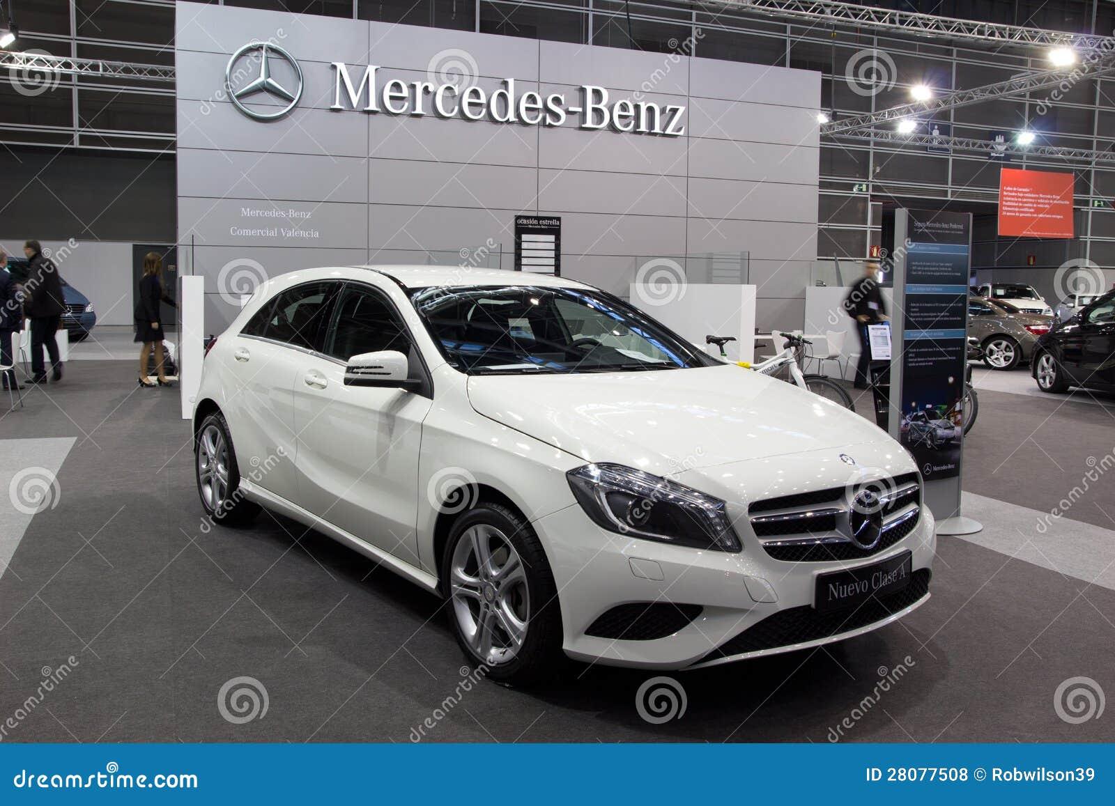 Valencia Car Show Editorial Stock Photo Image 28077508