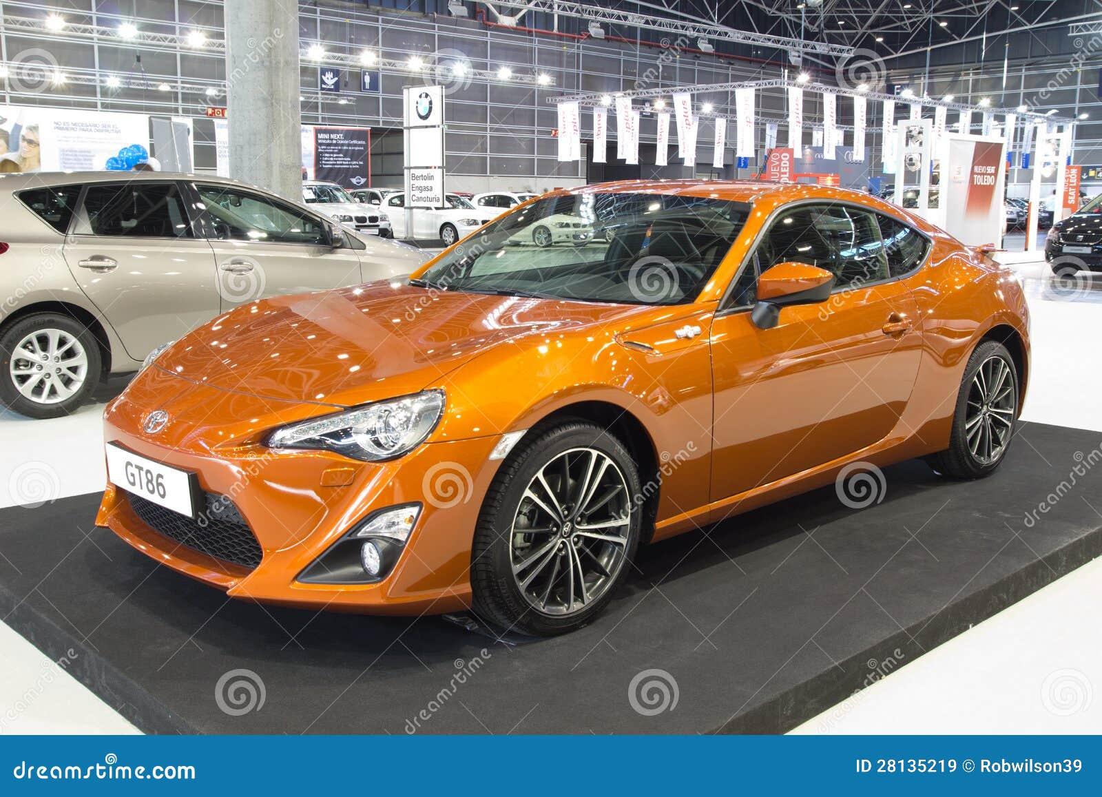 Valencia Car Show Editorial Stock Image Image Of Auto 28135219