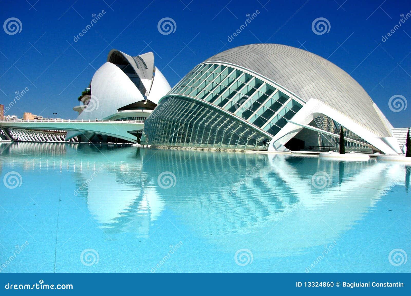 Valencia, città delle arti