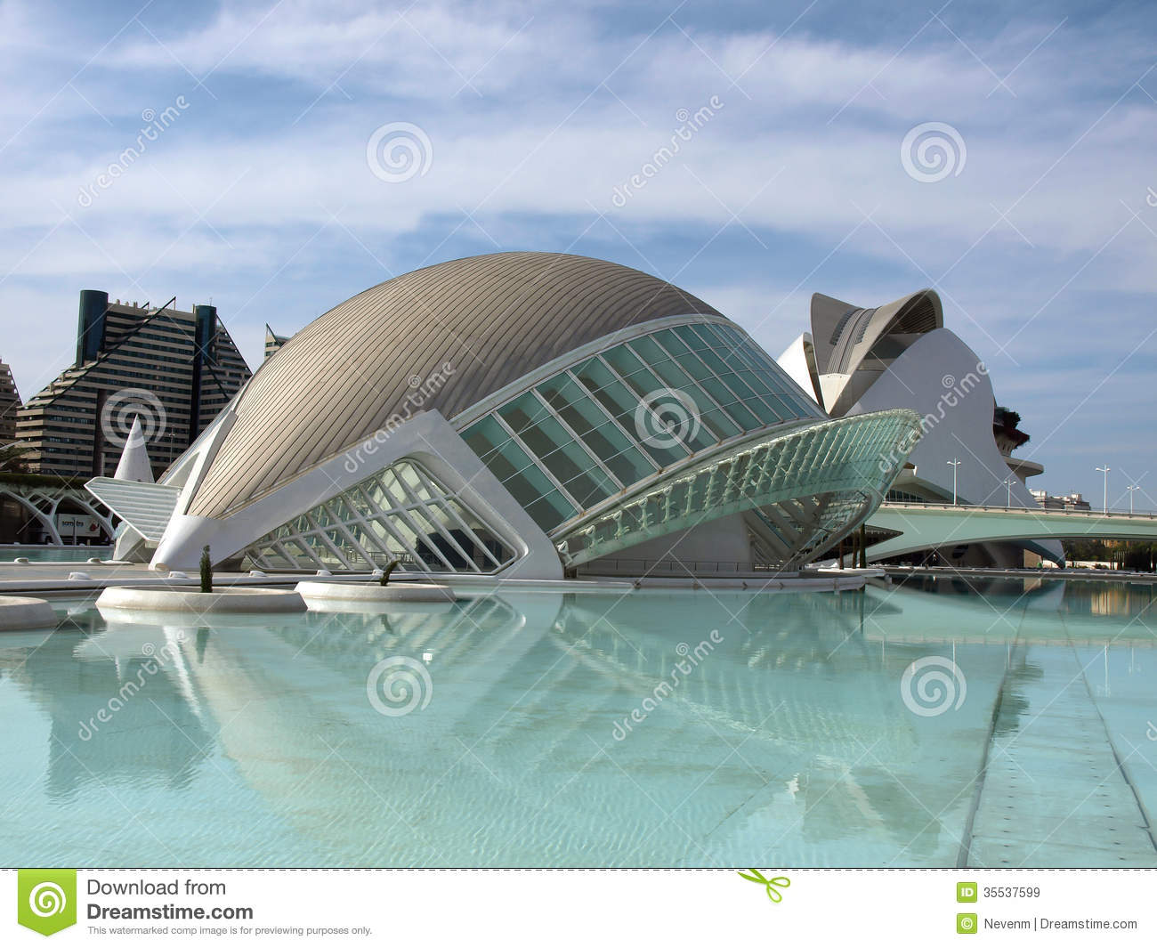 Valencia Editorial Stock Image Image 35537599