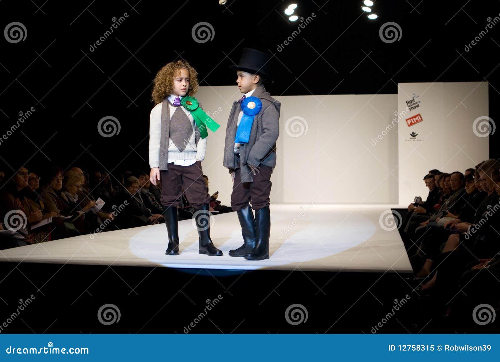 Valencia Fashion Show