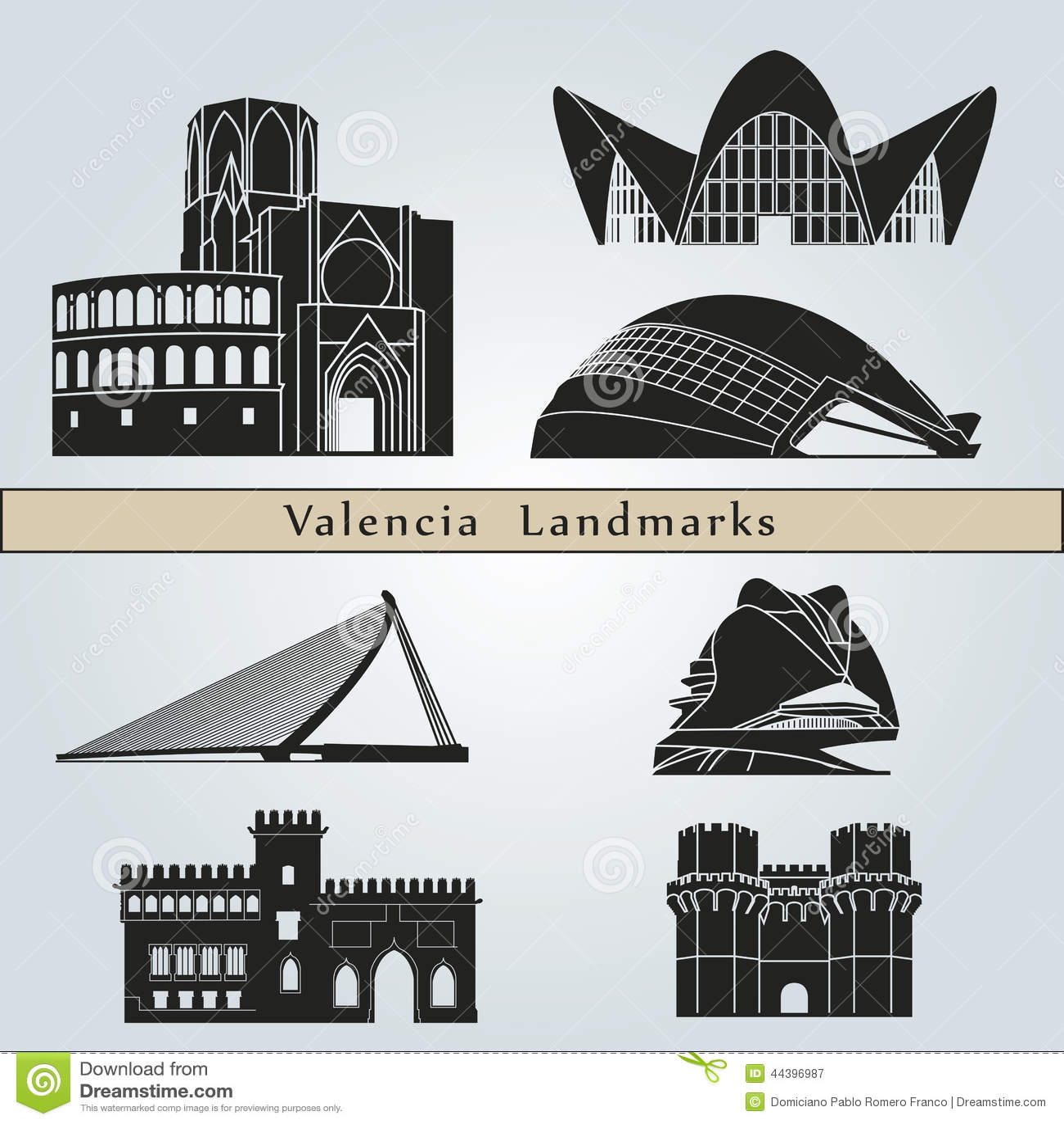 Valencia Landmarks