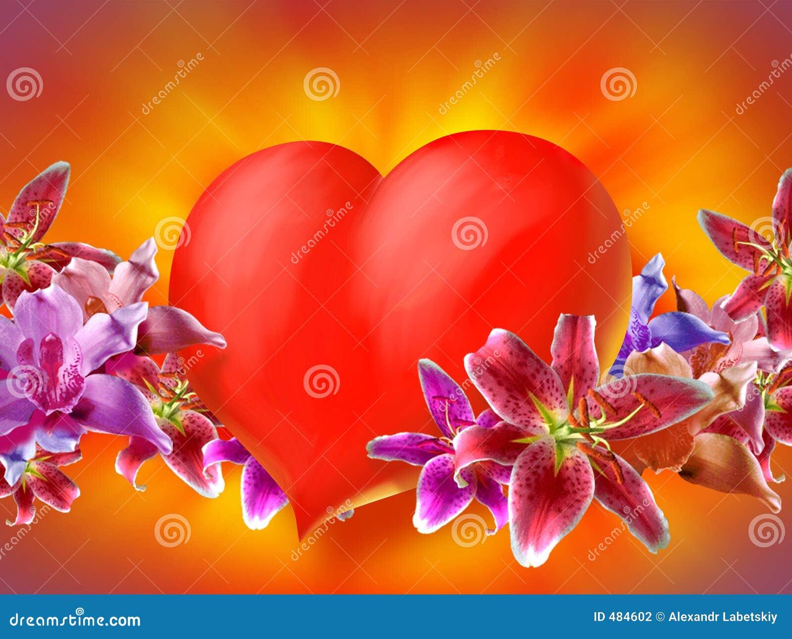 Valentin сердца
