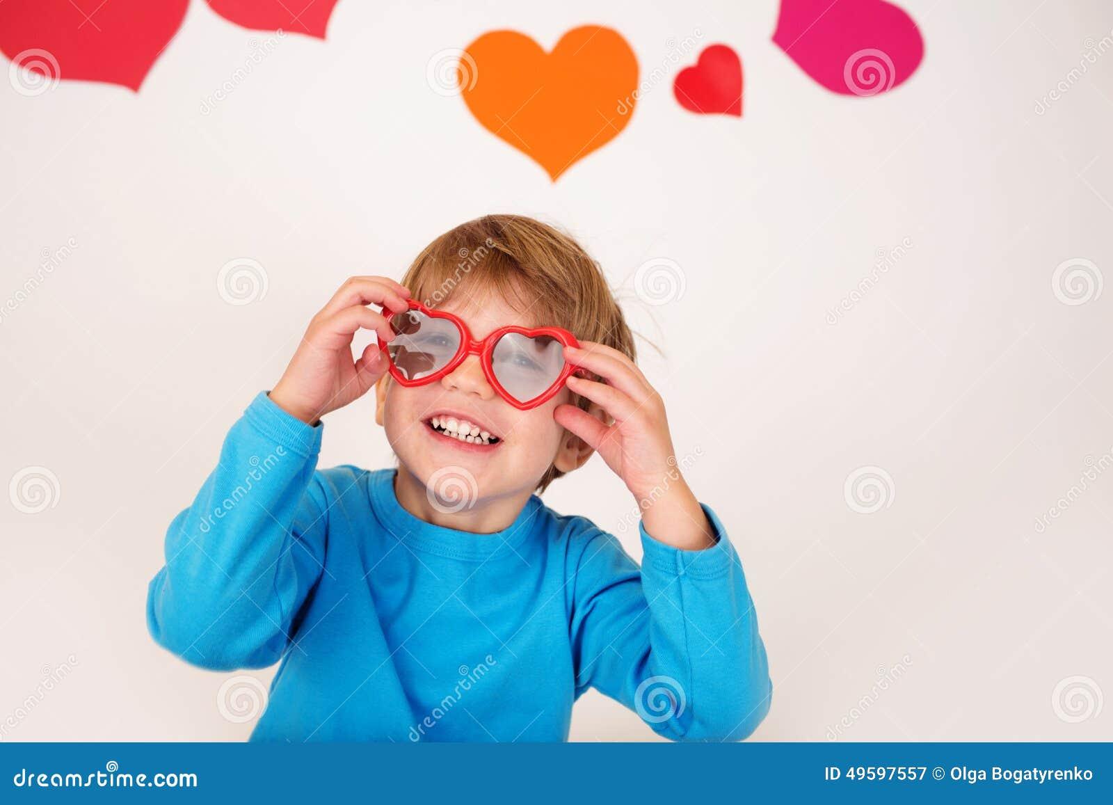 Valentin dag: Roliga ungar