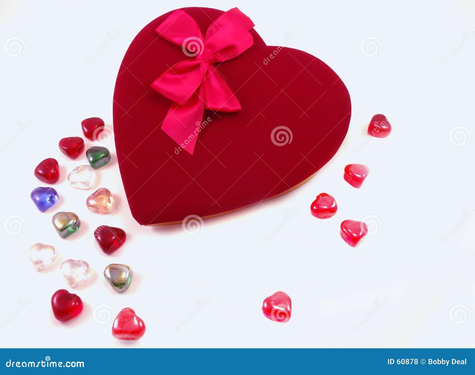 Download Valentine photo stock. Image du sucrerie, message, coeur - 60878